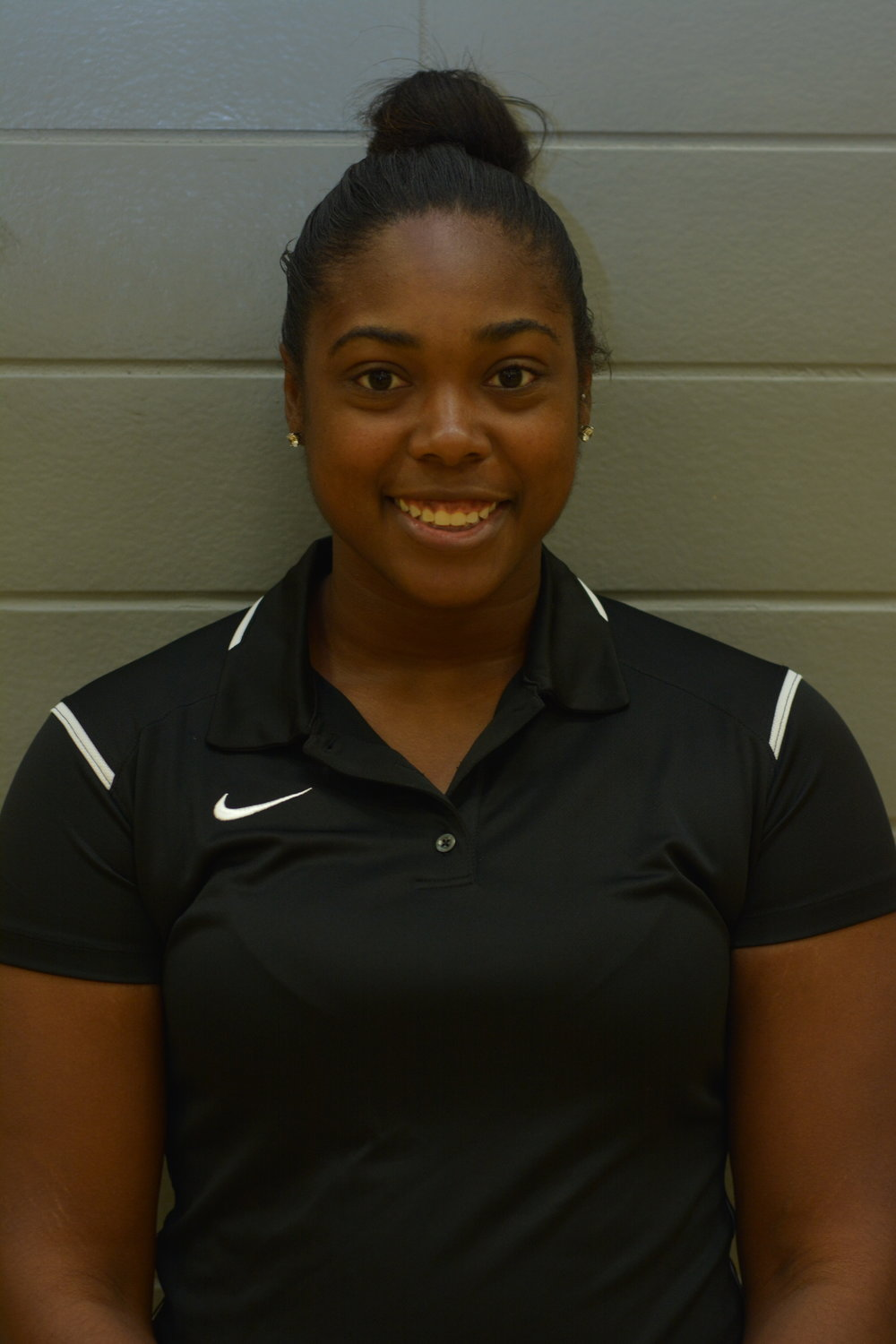 Brittney Smith -- Asst. Coach