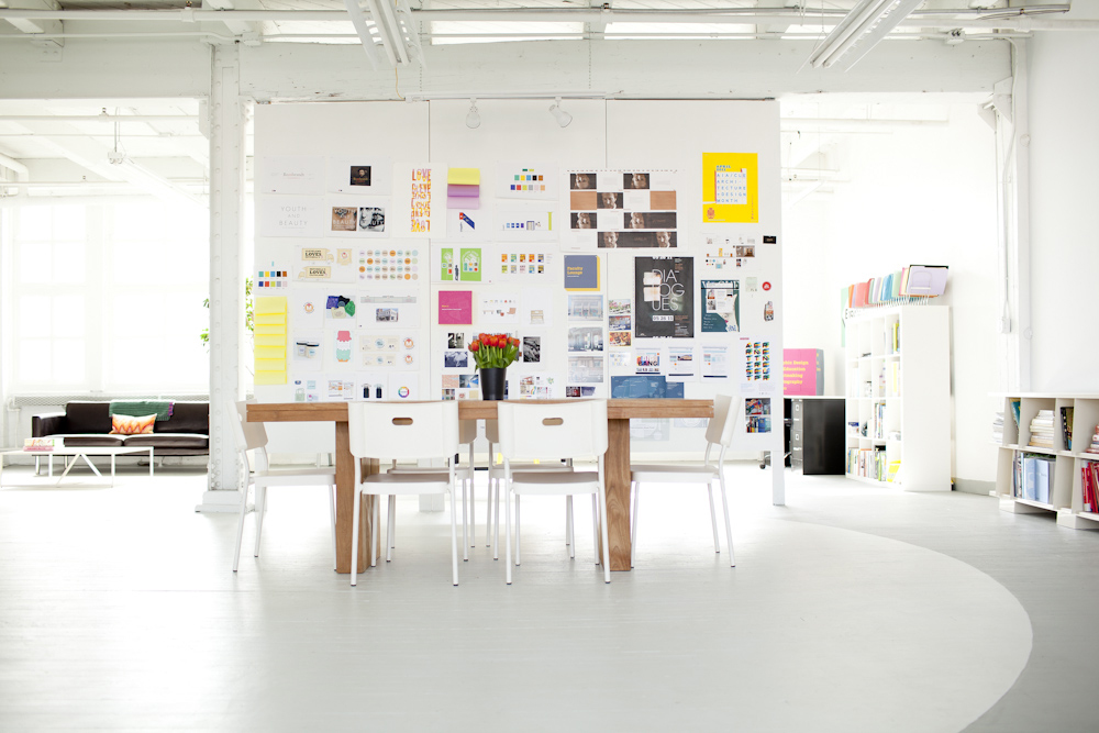 Dreaming About A Studio Anna Versaci Design