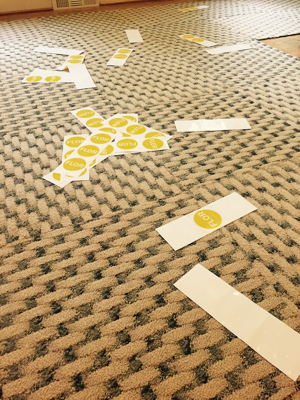 I Have Been Interested In Trying FLOR Carpet Squares For A Long Time And Finally Found An Opportunity While Redesigning My Dining Room