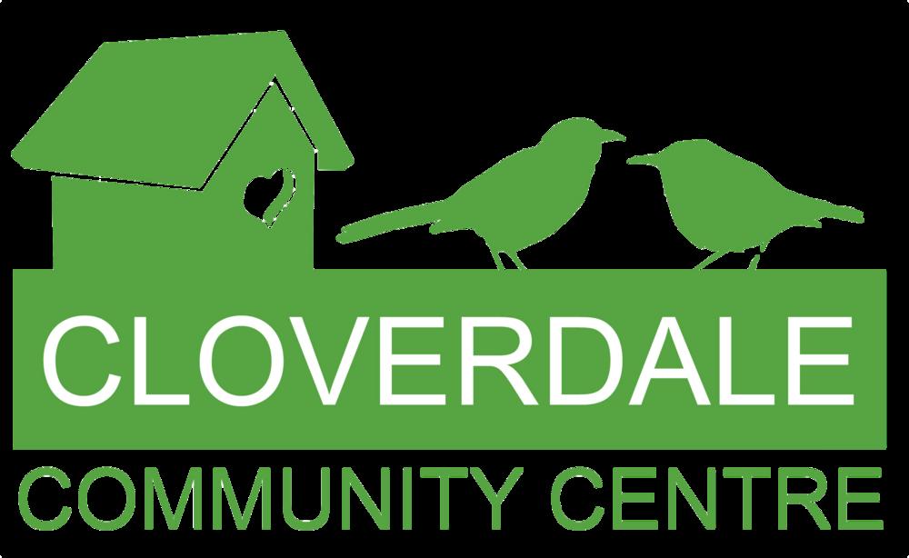 Cloverdale Community Centre logo