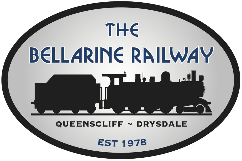 The Bellarine Railway logo