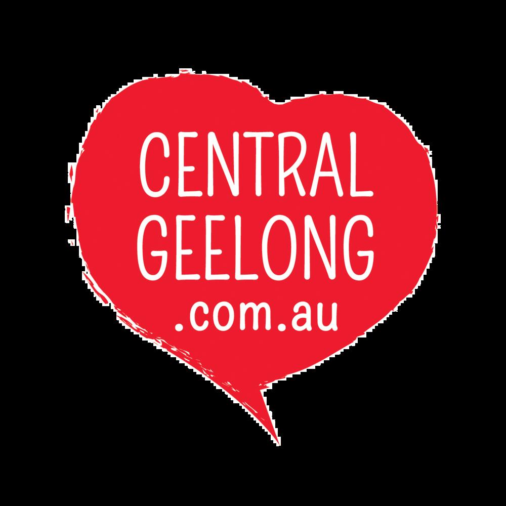 Central Geelong Marketing logo