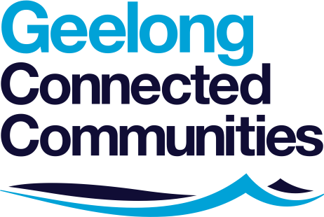 Geelong Connected Communities logo