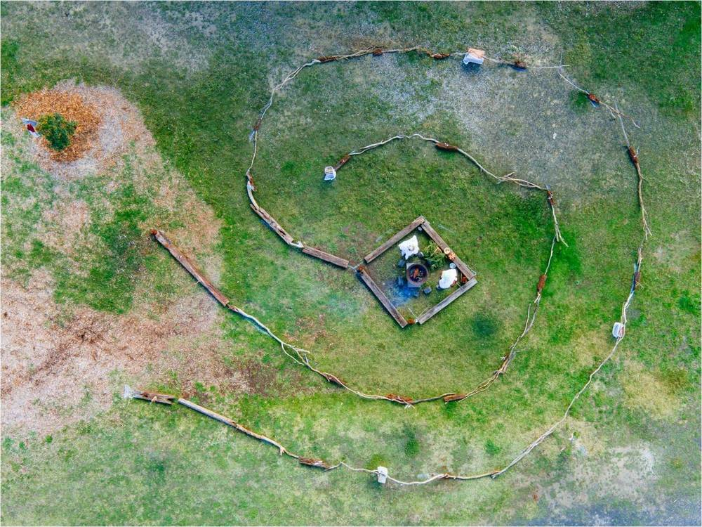 Circle Artist: Ingrid Petterson; Photographer: Jarrod Boord