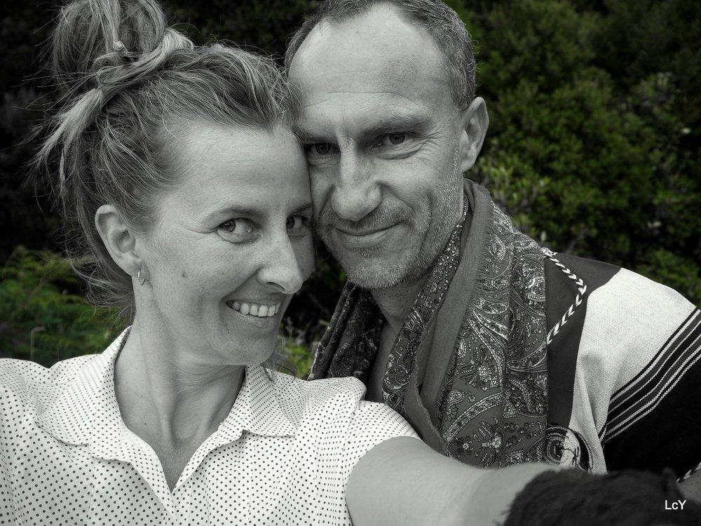 Ingrid Petersen & Lance Youston