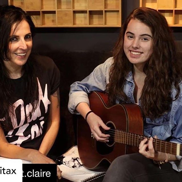 Not long now folks! @chloest.claire will be performing at @geelongafterdark as the clip of the song she wrote and recorded will be released. Mentored by @adalitax We Cannot Wait!! Posted @withrepost • @adalitax I had the pleasure of working with young singer/songwriter @chloest.claire for the @mtomgeelong 'Connecting Song' project run by @cityofgreatergeelong. Chloe's song, 'Under City Lights', especially written for the 'Connecting Song' project about a locality in Geelong and it's accompanying music video debuts May 3rd at @geelongafterdark. Can't wait to see it @chloest.claire! 🙌🌃#Repost @chloest.claire (@get_repost) ・・・ Time flies when you're in the studio, I can hardly believe it's all done and dusted  Want to say a massive thanks to Dan Siketa, you brought my bedroom recordings to life and showed me the ins and outs of the studio Also big big thank you to Baz Courtnay for playing drums, absolute legend  And also the biggest thank you to @adalitax , you have been the most amazing mentor and have taught me so much ****New Music Coming Soon**** —————————————————— 📸: @adalitax  Event: In association with the Connecting Song which is a project of @cityofgreatergeelong and @mtomgeelong