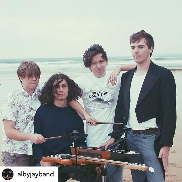 Along with @chloest.claire and @j4ckmeredth, @albyjayband will be performing a set at The Workers Club Geelong Fri 3 May as part of @geelongafterdark and the #connectingsong project Posted @withrepost • @albyjayband We will be debuting our new single 'Another World' at 7pm on Friday 3rd May at The Workers Club Geelong.  Special thanks to Fiona Duncan (COGG), Mark Wilson (Jet), Dan Siketa (Dont Poke The Bear), Marc Salazar (The Pulse) and Geelong After Dark for making this possible.  Connecting Song Geelong is a project of the City of Greater Geelong.  @cityofgreatergeelong  @mrmwilson @dsiketa @marclouiemarc @geelongafterdark