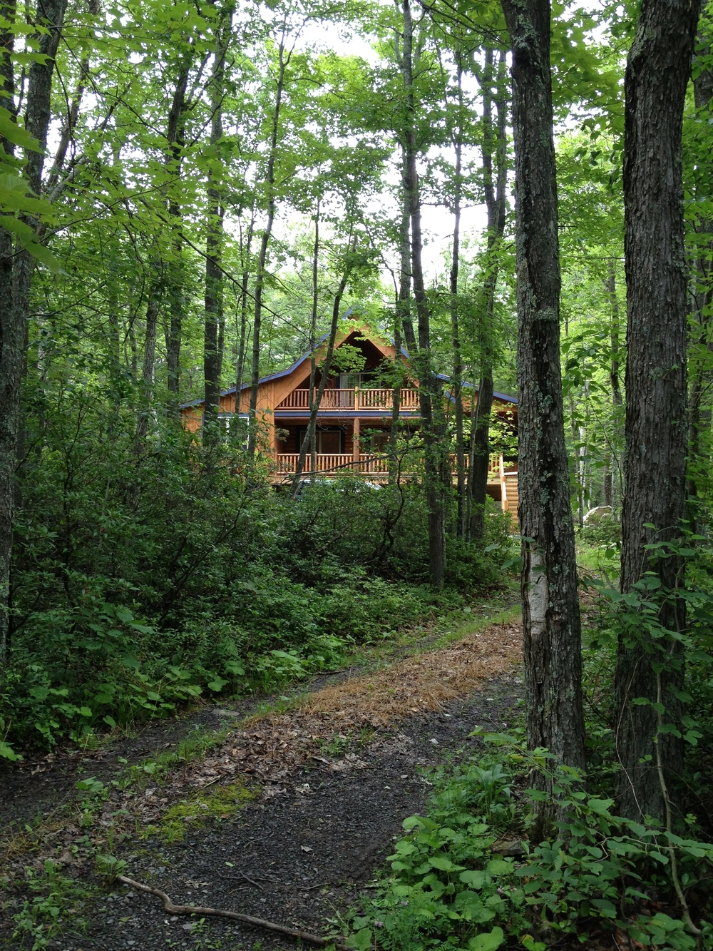 cabin in the woods maryland vacation homes