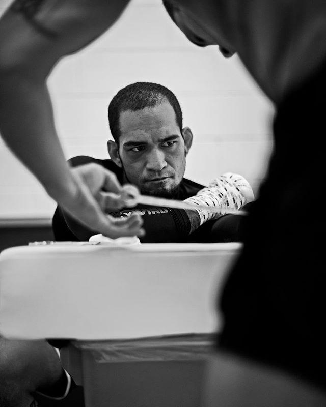 War Ready @yancymedeiros #UFCAustin