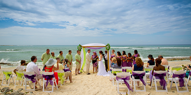 Cayman Beach Weddings
