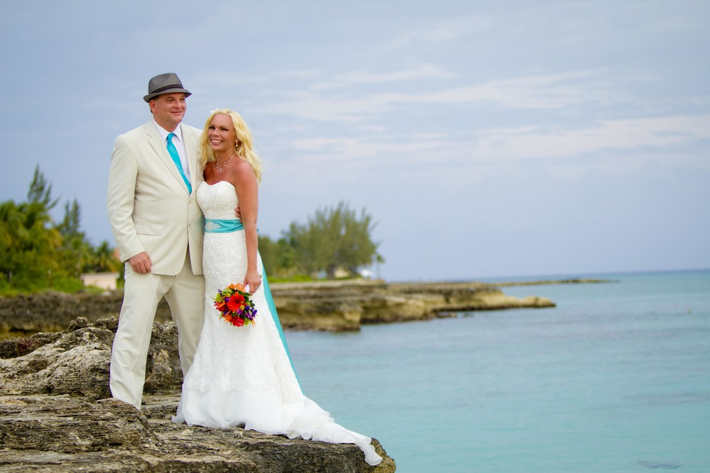Smith's Cove - Grand Cayman, popular wedding spot