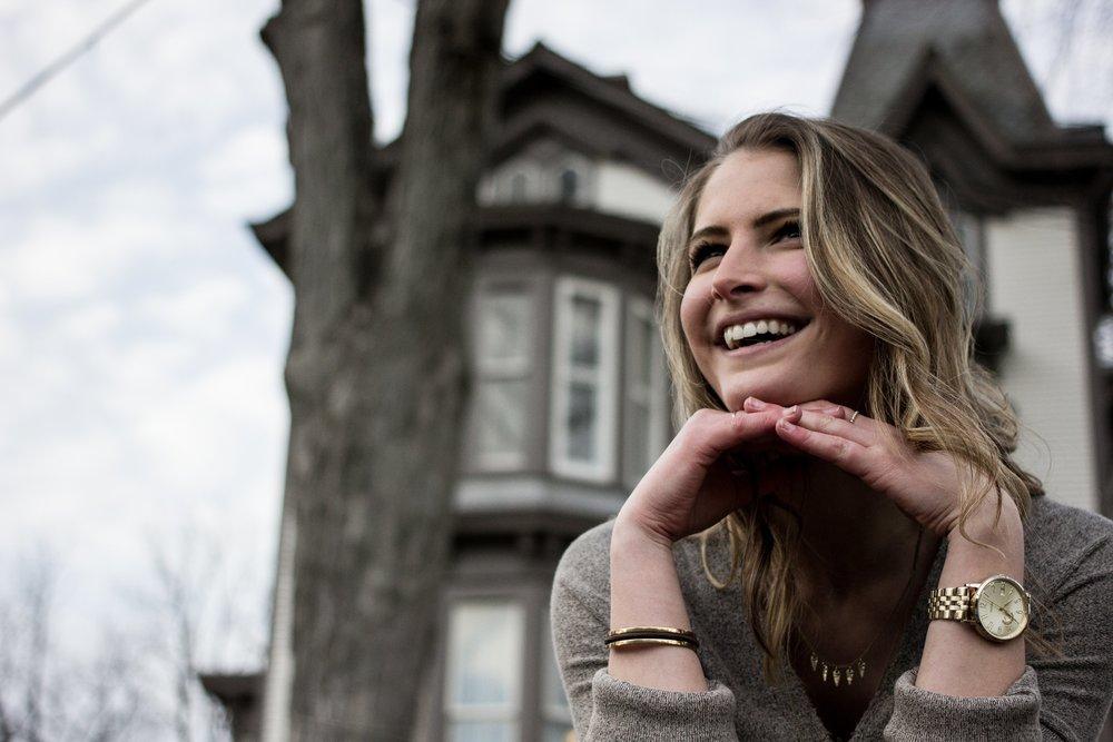 Model: Janine Wasek