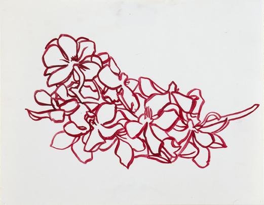 Flower (red)