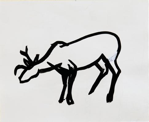 Ragdale Deer