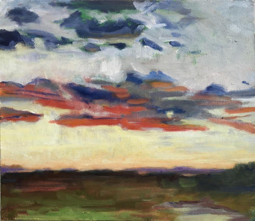 Prairie Sky Autumn