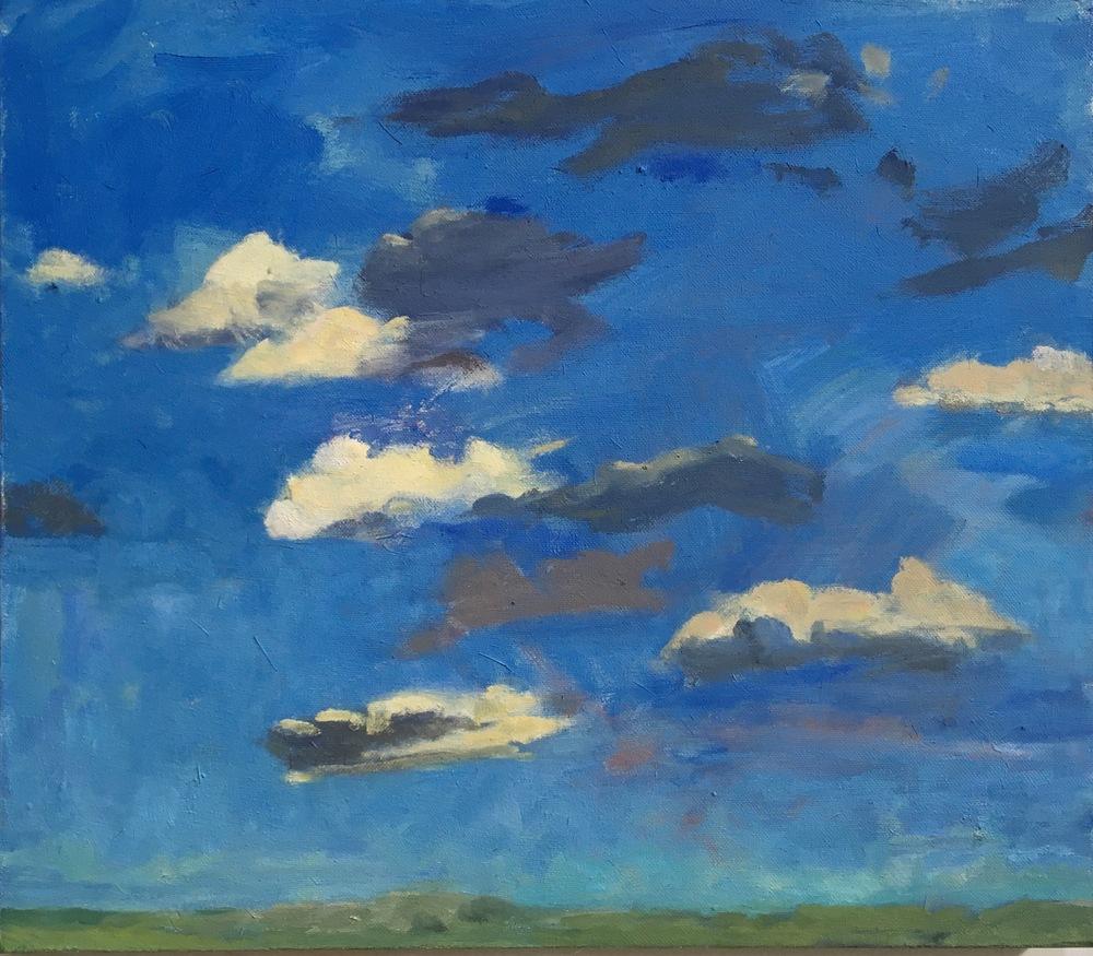 Prairie Sky Summer