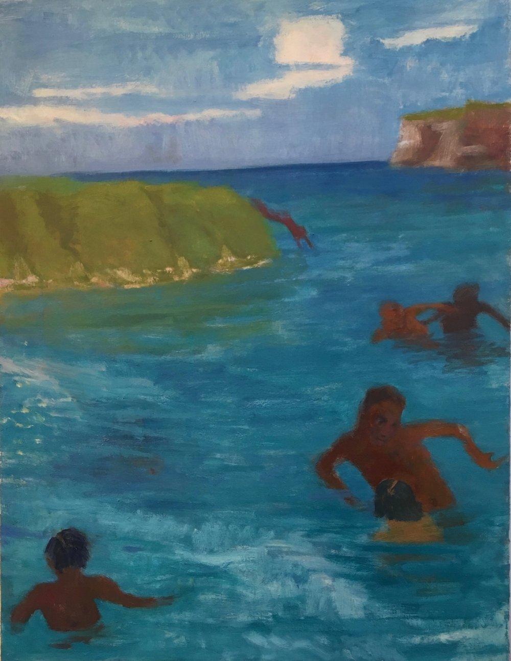 6 Swimmer