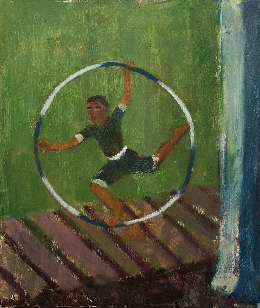 Sideshow: Hoop Dancer