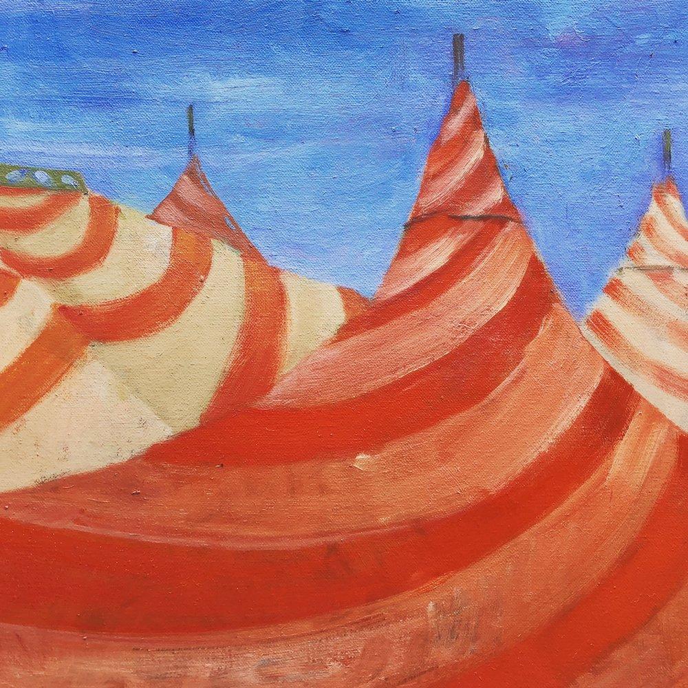 Tents (Circus Series)