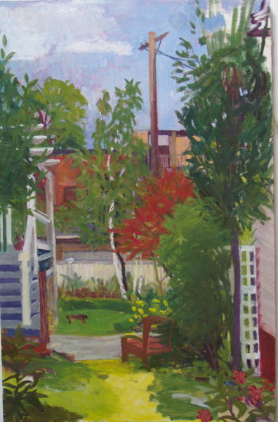 Between the Houses, 2004
