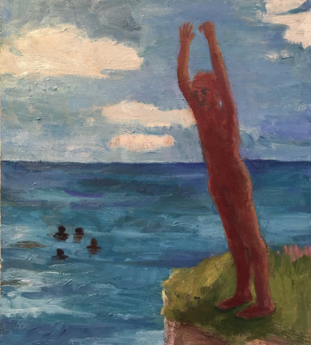 The Diver, 2017