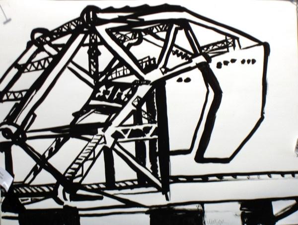 Metra Bridge 2011
