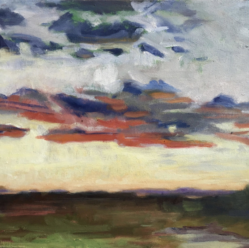 Prairie Sky, 2017
