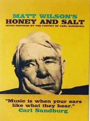 """""""Honey & Salt"""" Matt Wlson, 2017"""