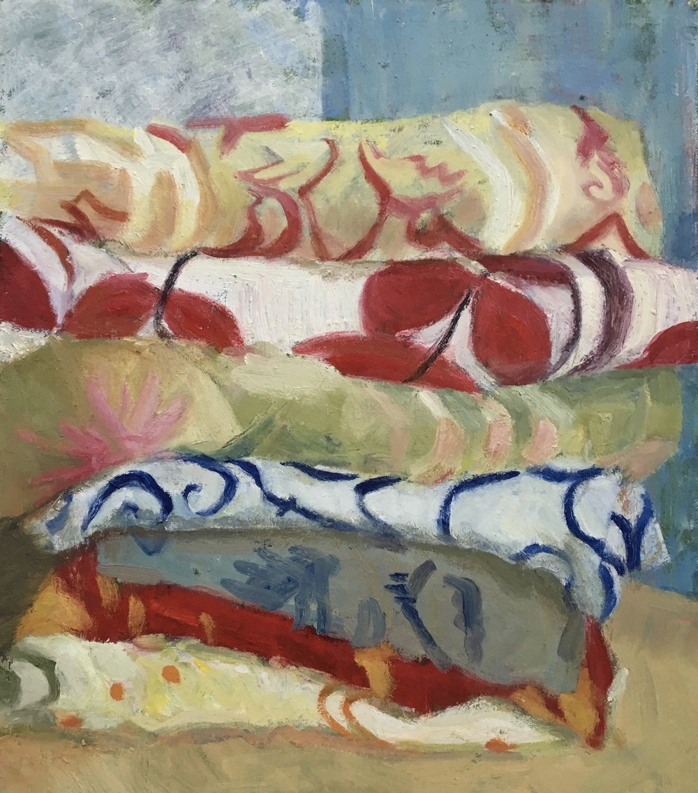 Still Life with 7 Patterns