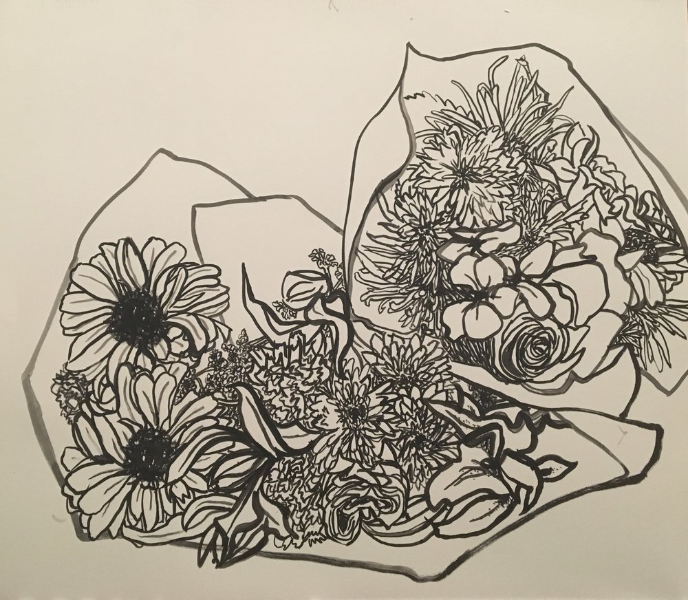 Two Bouquets 1
