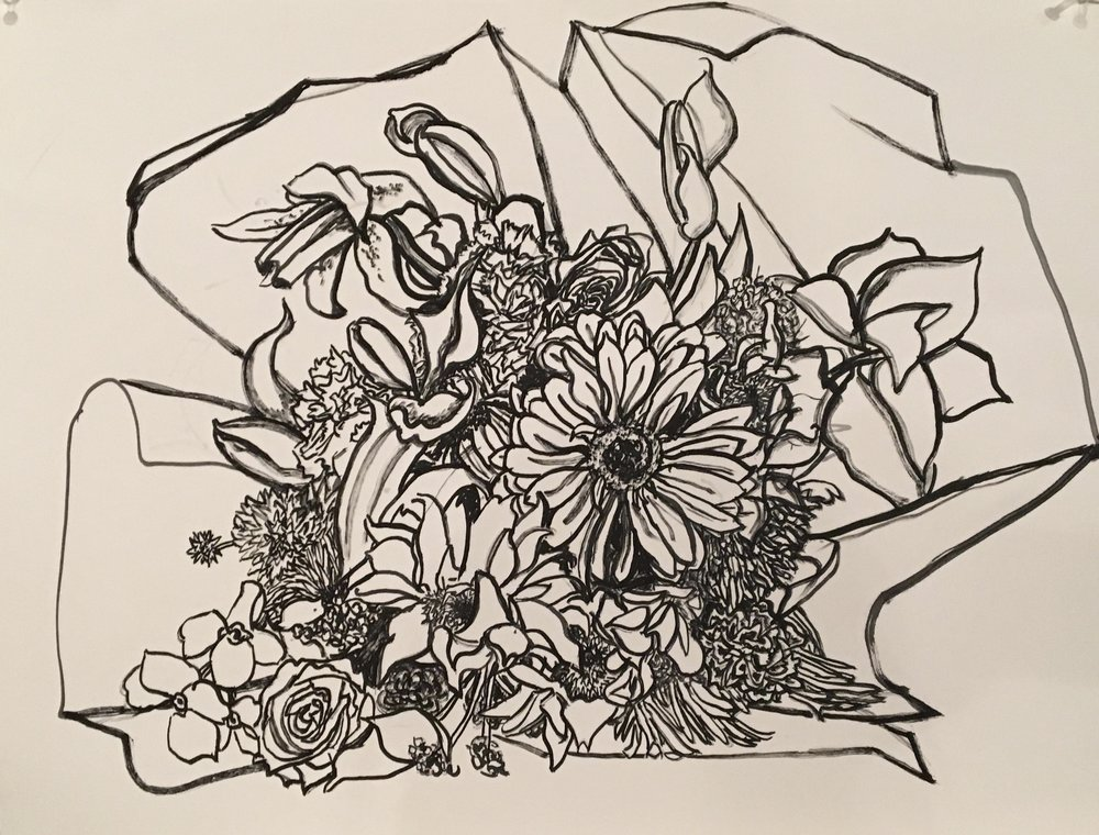Two Bouquets 2