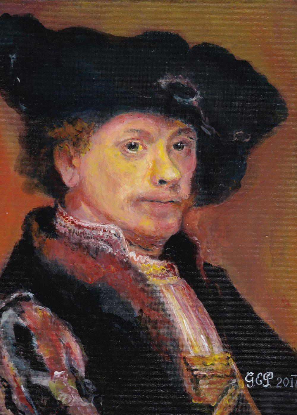 Rembrandt Fusion