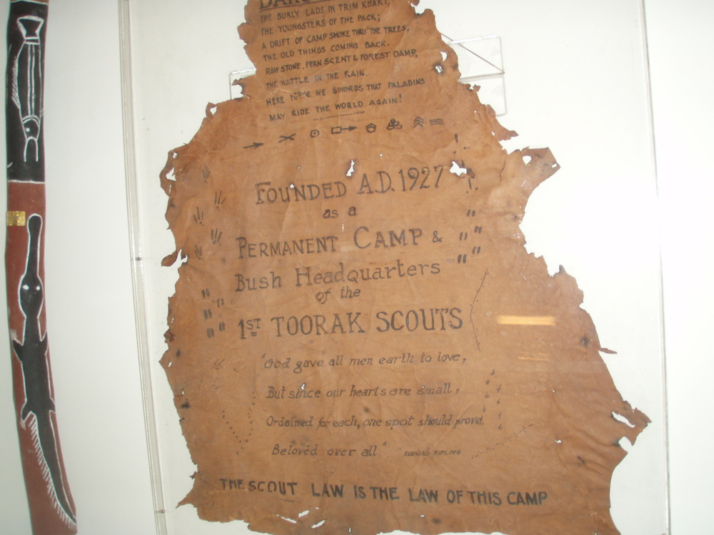Scouts Victoria Museum and Historical Collection