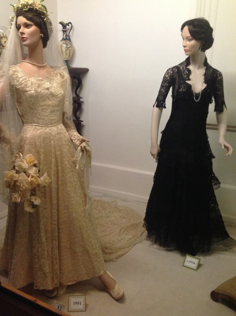 Two more examples of hand crafted costumes from Benella