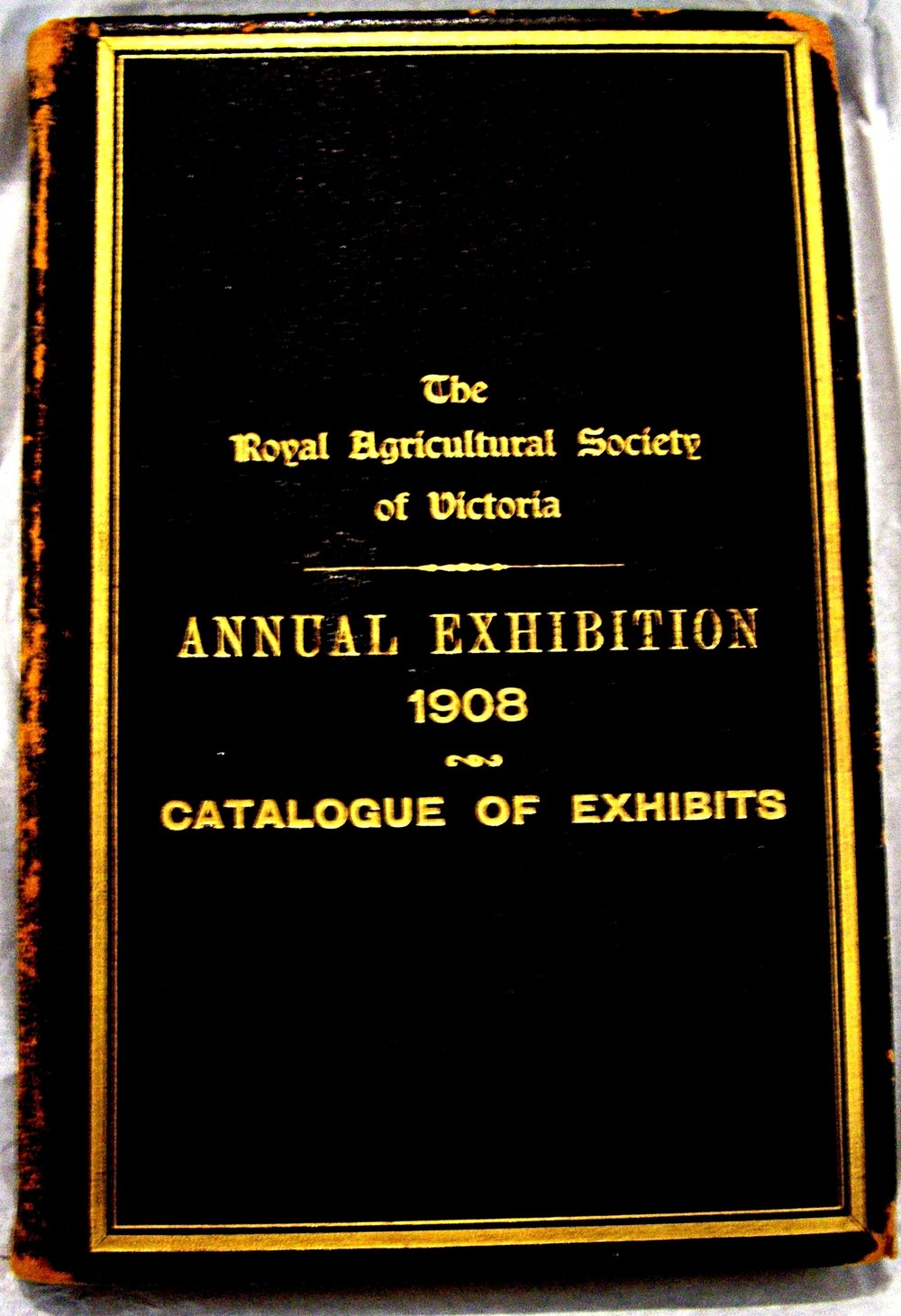 Annual Exhibition 1908 Catalogue of Exhibits