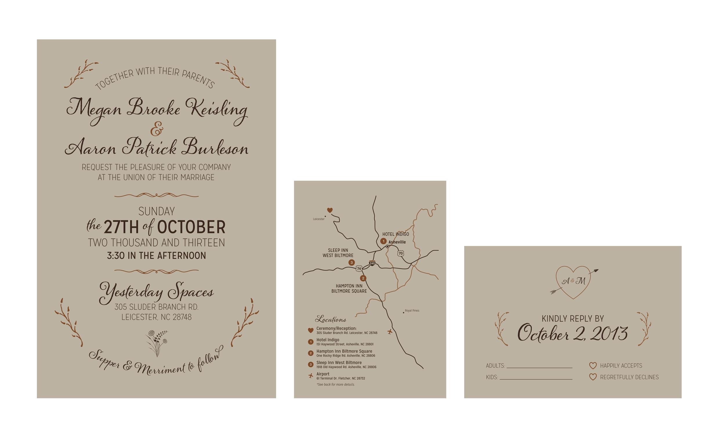 Greeting Cards & Invites — Sarah Sung