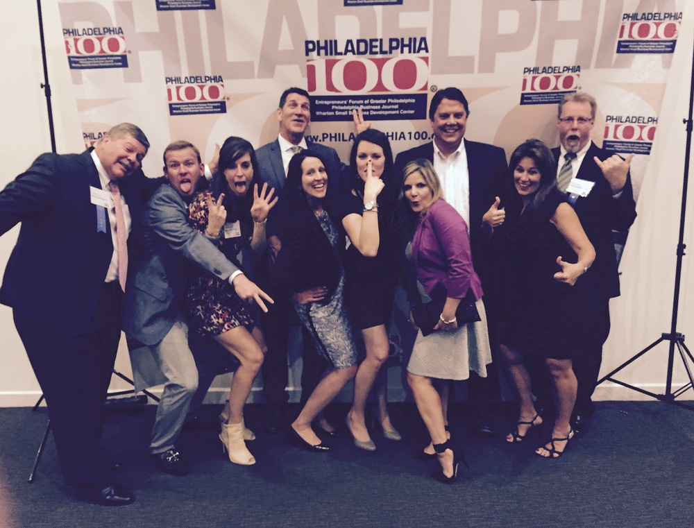 The Gala Awards Ceremony for the 2015 Philly100 honorees was held on Wednesday, October 14, 2015 at the Annenberg Center, Philadelphia.