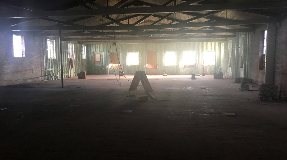 June 2016 3rd Floor Progress