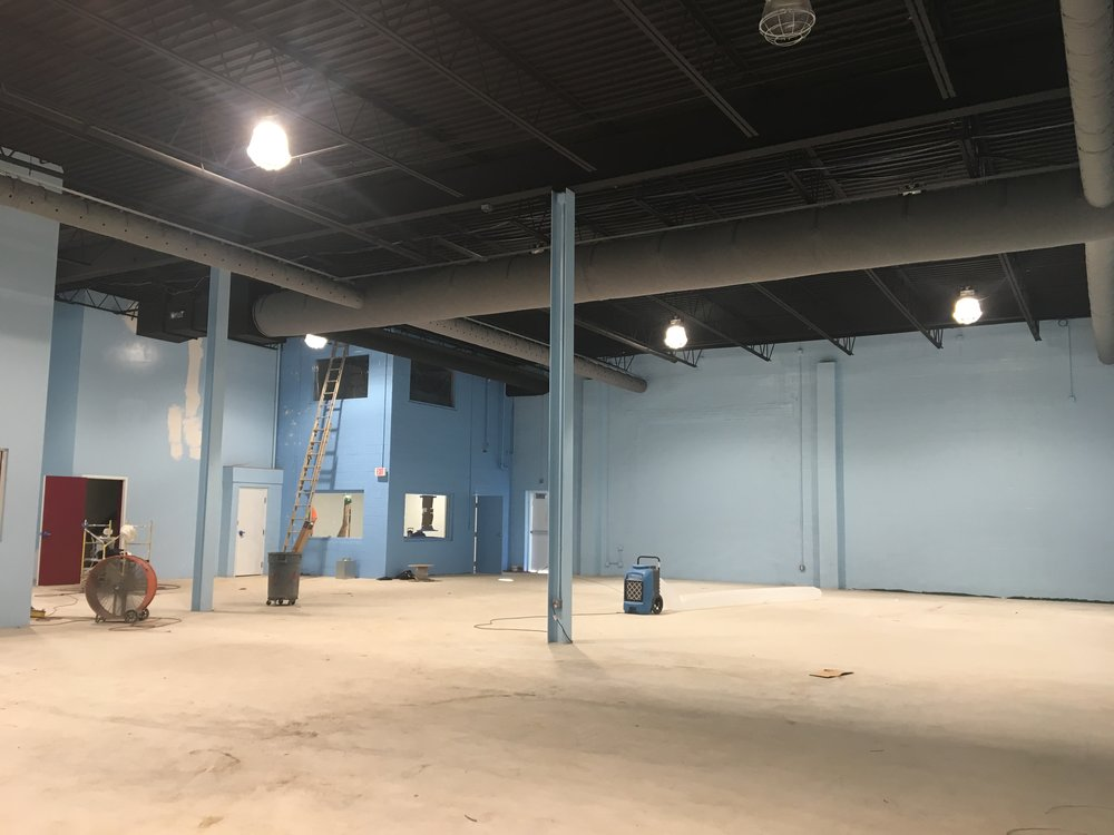 October 2017 Gymnasium