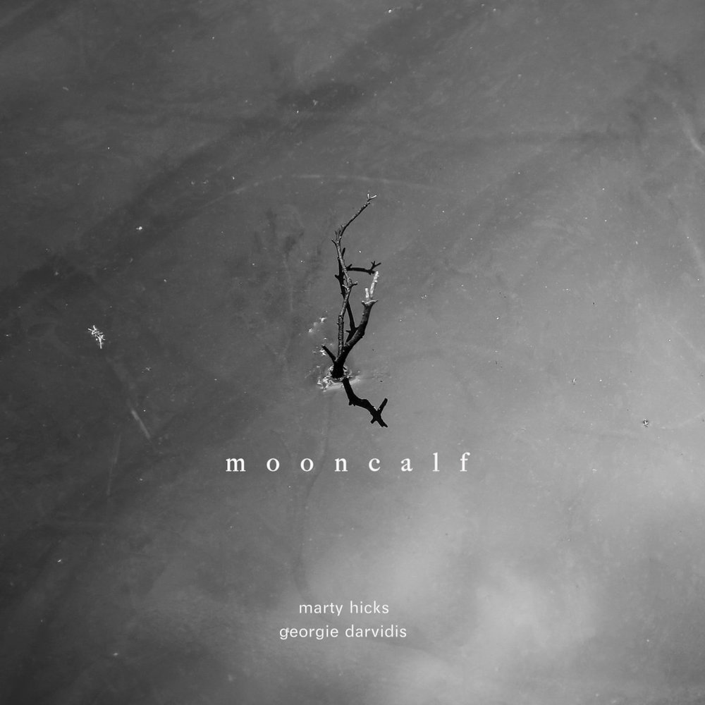 Mooncalf  (2013) w/ Georgie Darvidis  self-published  → info
