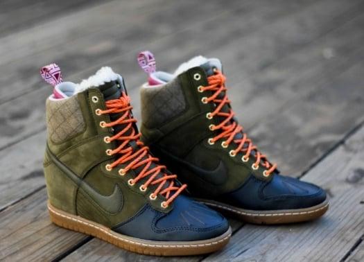 Nike Dunk Sky Hi Sneakerboots