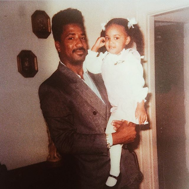 Happy Father's Day to the first man to steal my heart. 🌻 And Happy Father's Day to all the other wonderful fathers. #FathersDay #FathersDay2018