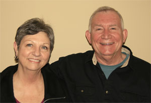 Brenda and Tom Chambers of Blairsville