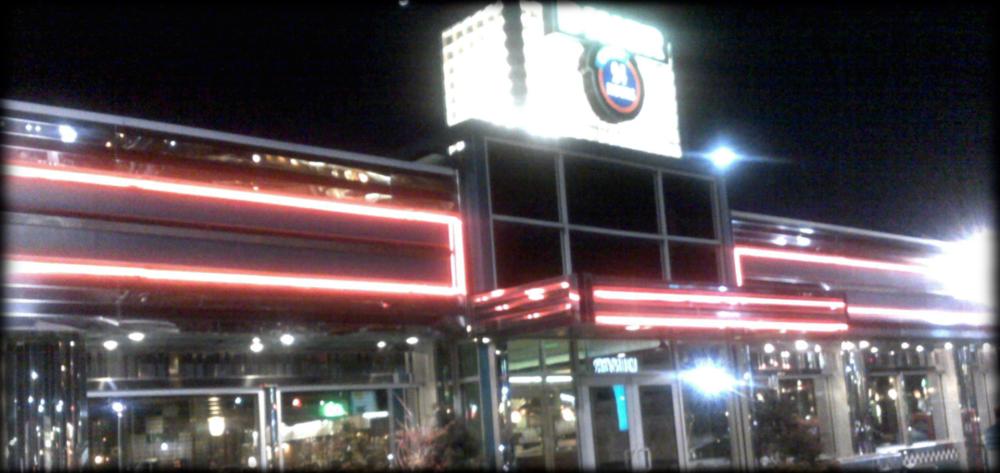 Lyndon City Line Diner - Lancaster
