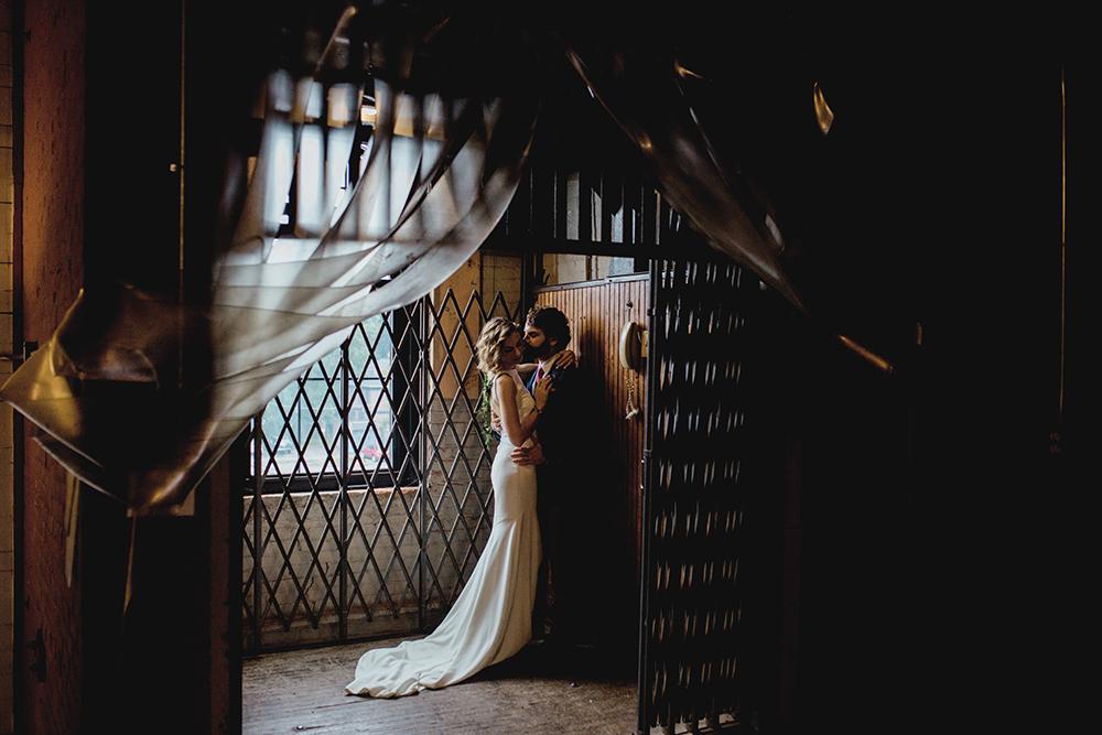 Arbor Loft Wedding Rochester by Alixann Loosle