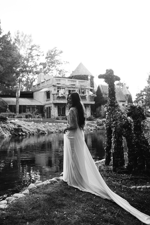 La Caille Utah Wedding by Alixann Loosle
