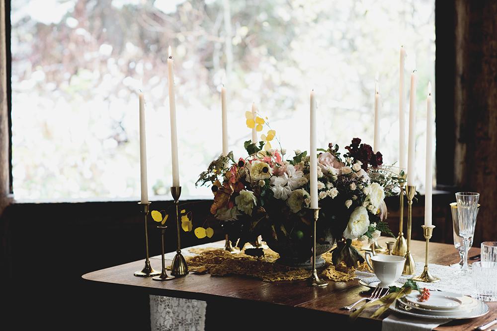 Utah Mountain Wedding by Alixann Loosle