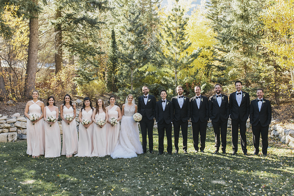Sundance Wedding by Alixann Loosle