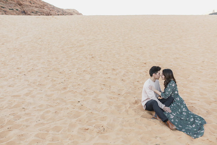 Red Rock Engagements by Alixann Loosle