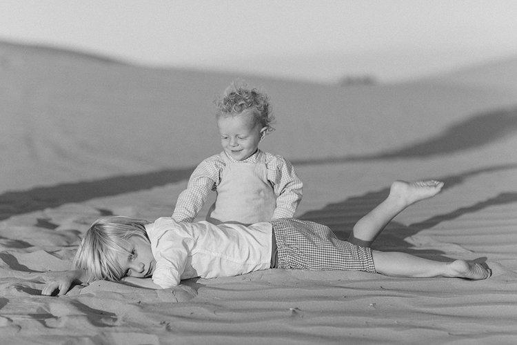 Little Sahara Sand Dunes by Alixann Loosle